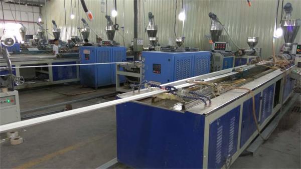 【广西】发泡边角线用我司PVC热稳定剂,生产周期延长一倍