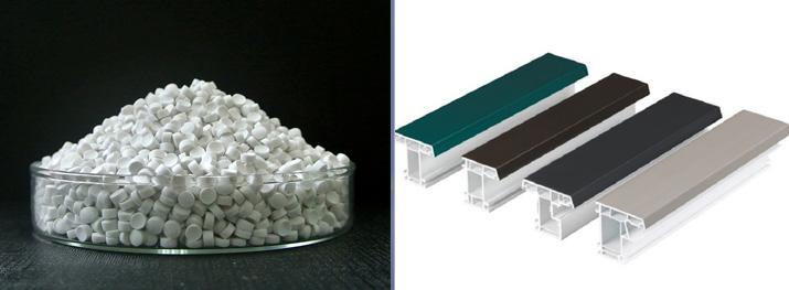 PVC耐候合金料