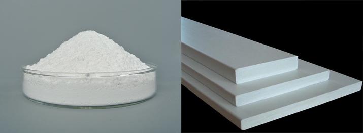 白色发泡剂